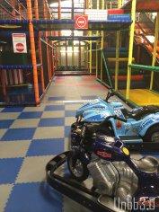 royal kids antibes circuit moto électrique