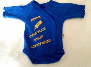 bodies prématuré customisé