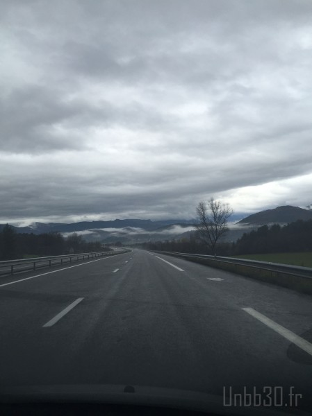 road trip to Briançon