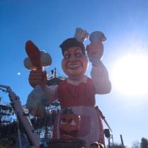 Maïté carnaval de Nice