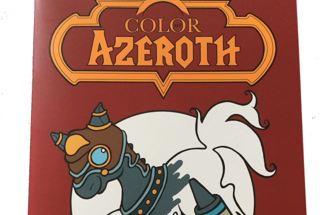 color my azeroth