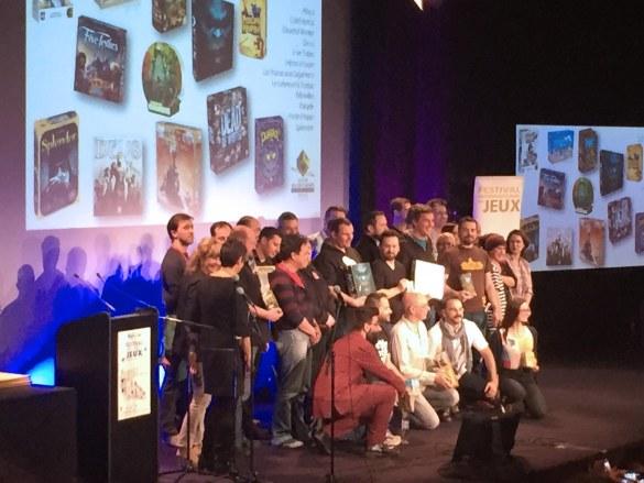 festival des jeux de cannes 2015 As D'Or 2015 les nominés
