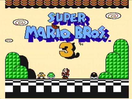 super-mario-bros 3 nes