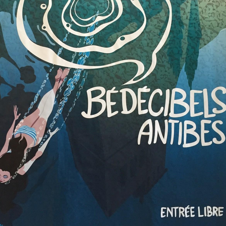 Bédécibels Antibes