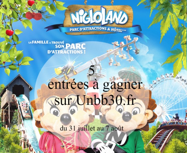 concours nigloland
