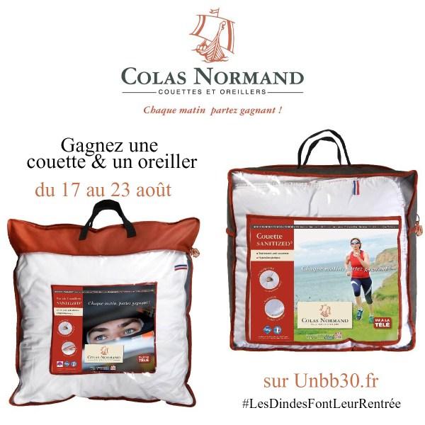Concours Colas Normand