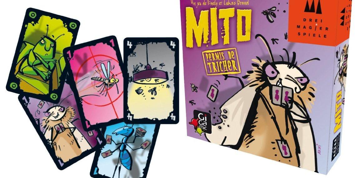 Mito jeu de carte