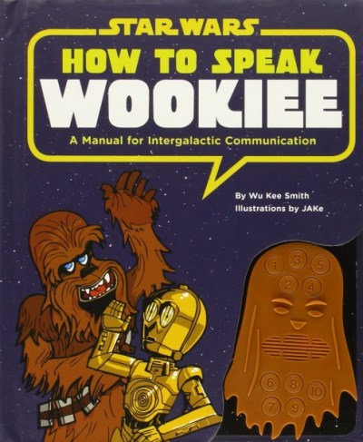 comment parler wookiee