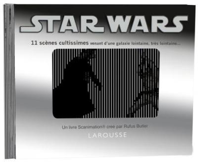 star wars scanimation larousse