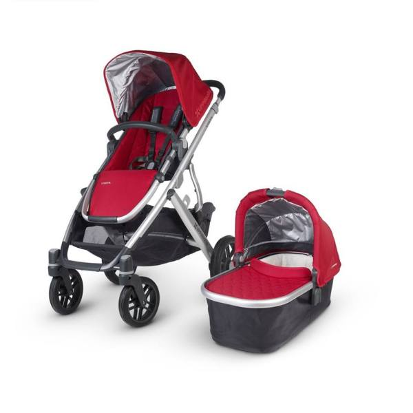 Poussette Vista e Uppababy
