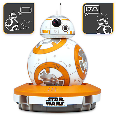 BB 8 Star Wars sphero