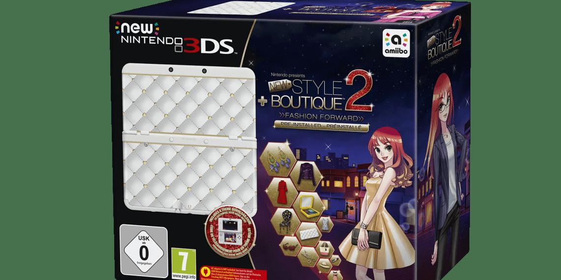 New 3DS Maison du STYLE 2