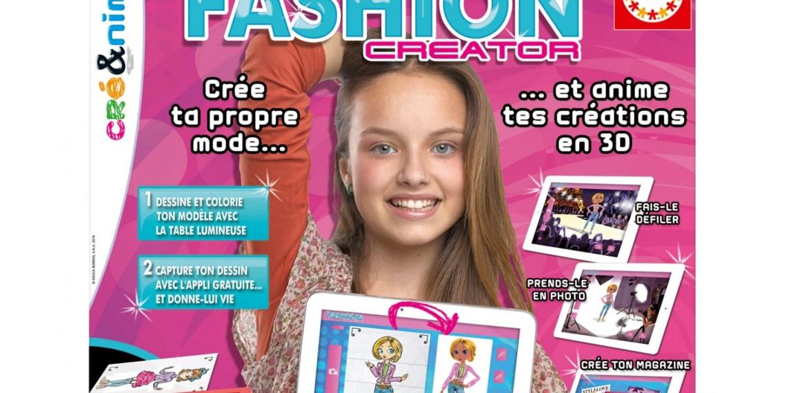 fashion creator Educa