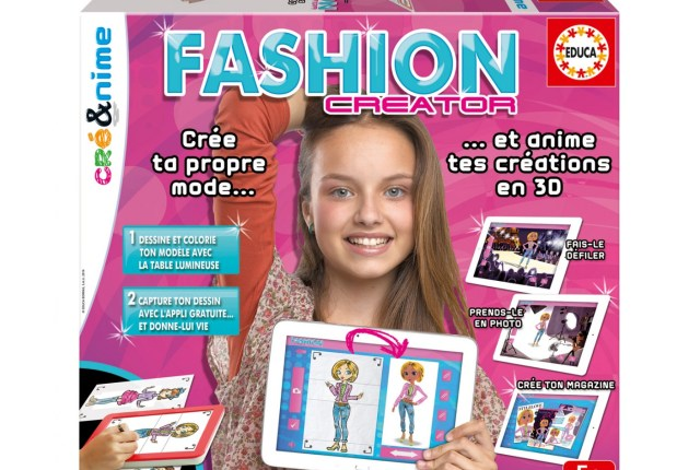 fashion creator Educa