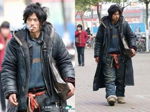 14.Homeless Fashion