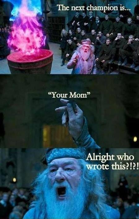 DumbledoreYourMom