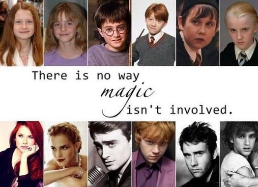 Puberty&Magic