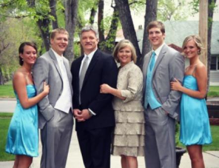 Mary Miller, Family