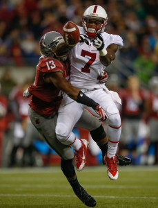 Ty Montgomery (Stanford)