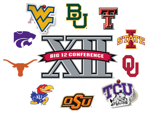 Big 12 Conference Image.