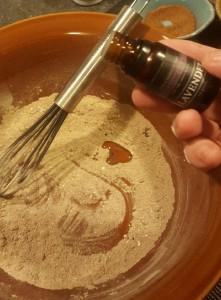 Add lavender essential oil