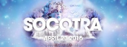 Socotra 2016 annoucement