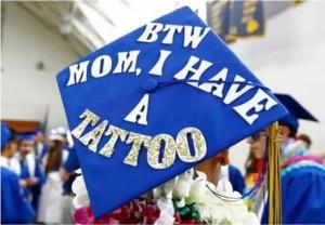 Btw i have a tatoo mom