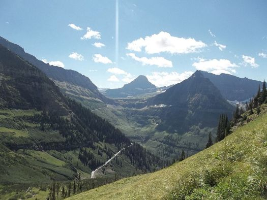 Glacier National Park, Going to the Sun Road