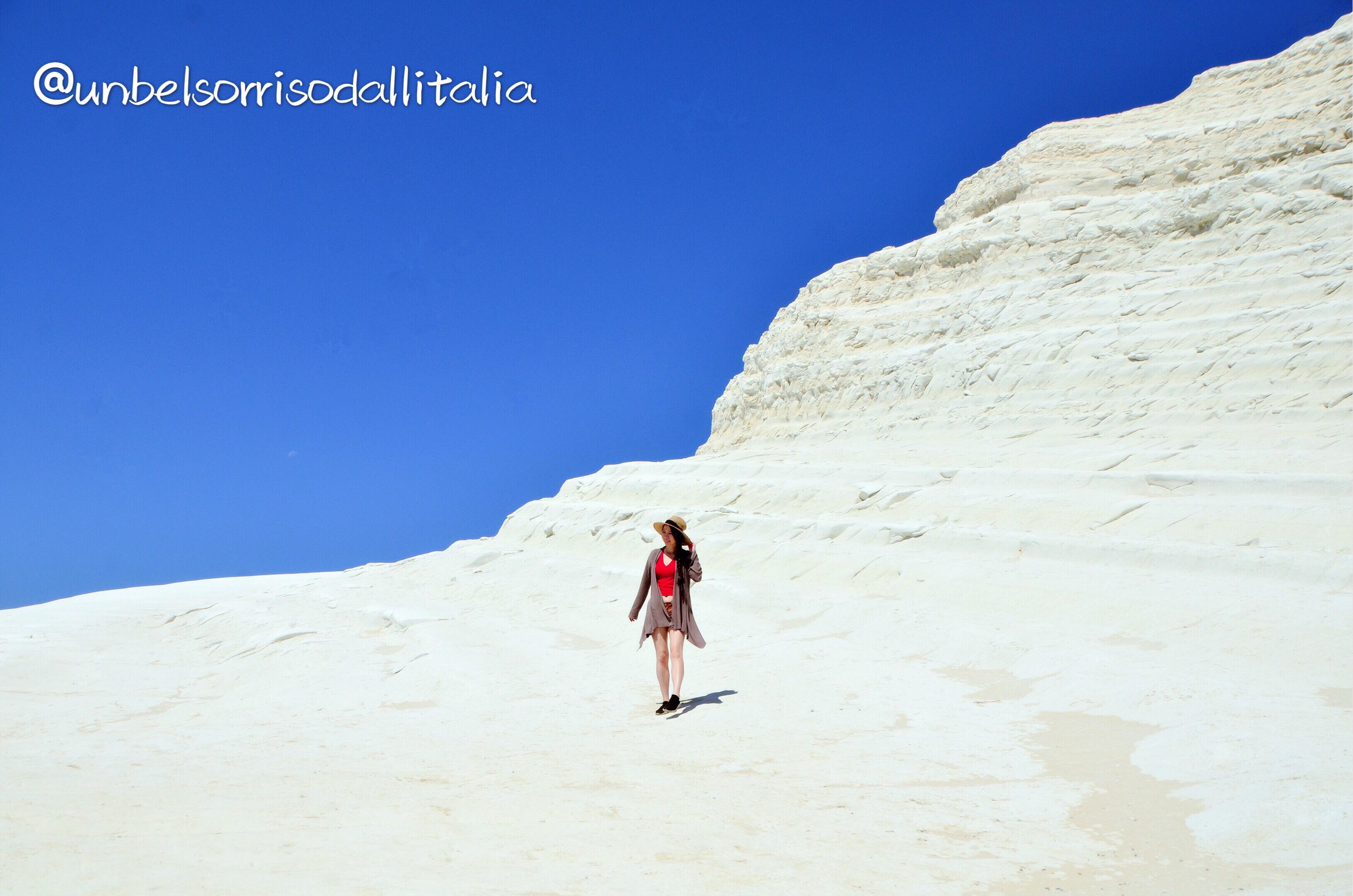 置身於地中海的醉人色調~西西里島上的純白階梯Scala dei Turchi | 來自意國的微笑 – U Blog 博客