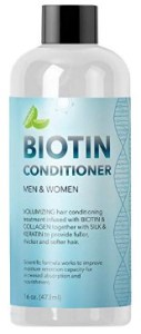 Natural Biotin Conditioner for Hair Loss