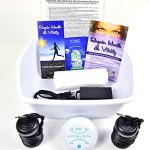 IONIC FOOT CLEANSE BES DETOX FOOT BATH MACHINE BY BHC