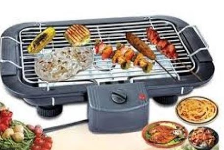 Electric Barbecue Grill stand