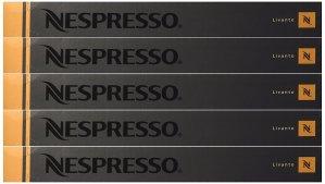Nespresso OriginalLine Capsules: Livanto