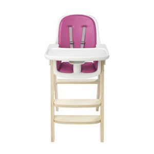 OXO Tot Sprout High Chair, Pink/Birch