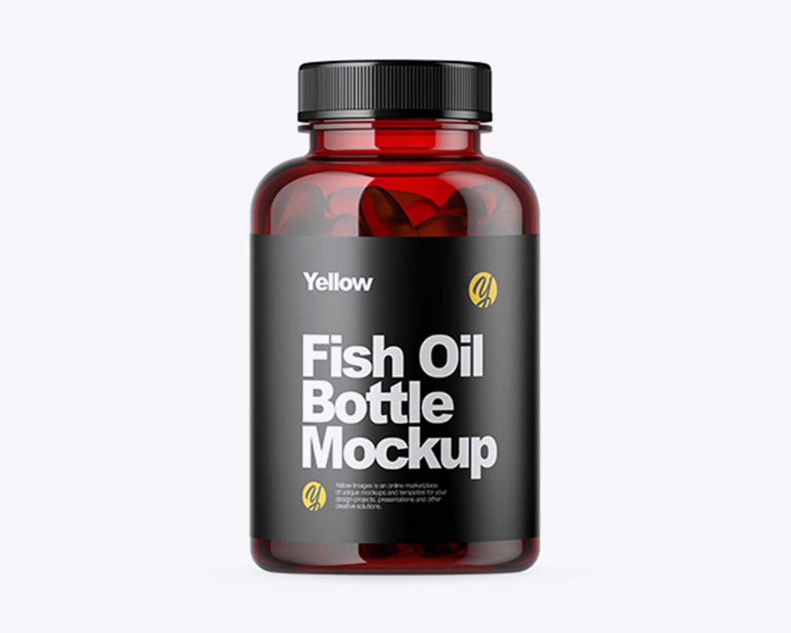 Download Oil Bottle Mockup Psd Free Download Yellowimages