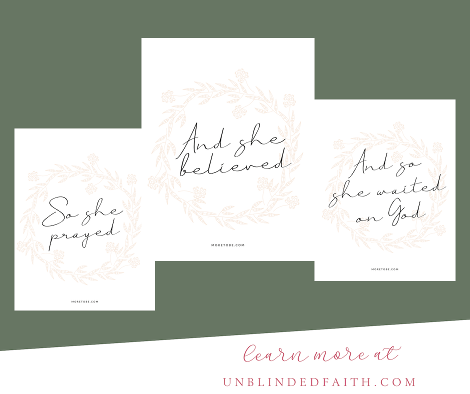 Give the Gift of Faith Print Set 1