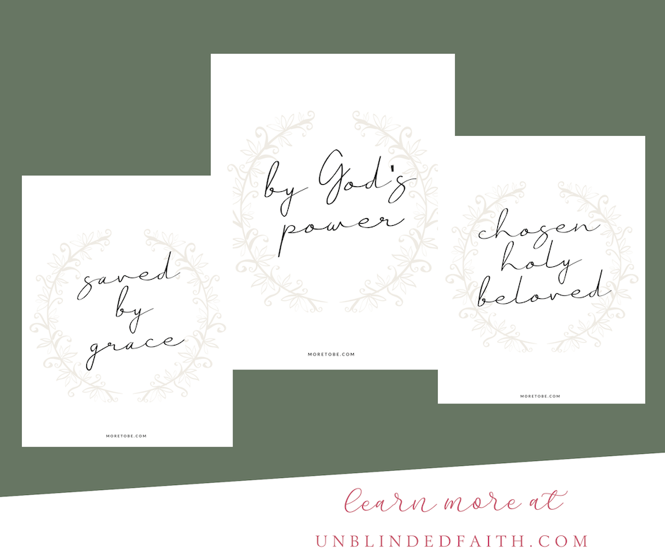 Give the Gift of Faith Print Set 2