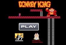 Donkey Kong Game Play Online
