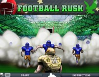 Football Rush Game