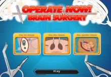 Operate Now Brain Surgery
