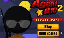 Agent B10 2 Specky Wars
