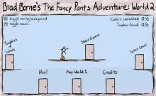 Fancy Pants Adventures World 2