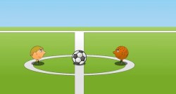 Soccer Sports Game (1 on 1 Soccer)