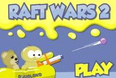 Raft Wars 2 Unblocked