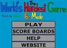 World's Hardest Game 4 (Fan Made)