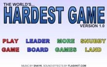 World's Hardest Game 1