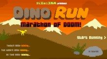 Dino Run 2 Marathon of Doom