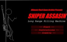 Sniper Assassin 1 (Killing)