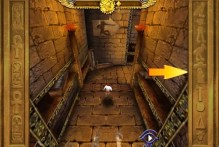 Pyramid Run (Like Temple Run 3)