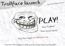 Trollface Launch 1